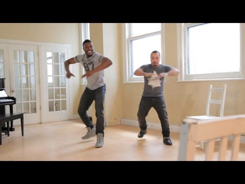 How to Freestyle   Step Dance