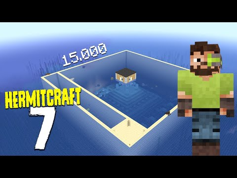 Hermitcraft 8 7 My first MEGA Project