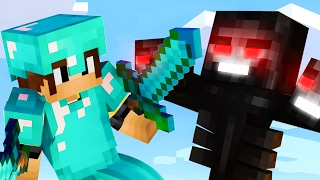 FIGHTING THE STRONGEST BOSS IN MINECRAFT! (Minecraft #6)