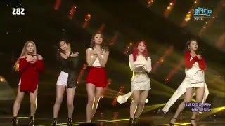 [Mirrored] Red Velvet - Cool Hot Sweet Love (Live Dance)