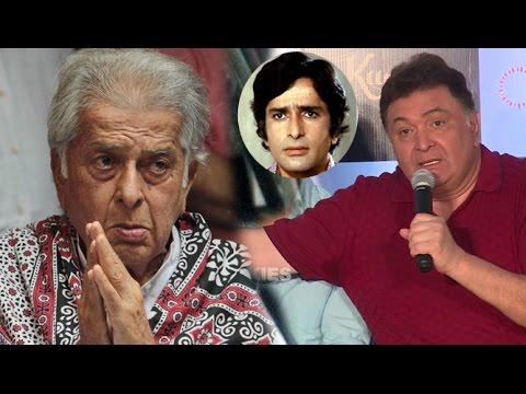 Rishi Kapoor On Brother Shashi Kapoor DEATH Rumours