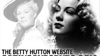 Betty Hutton - I Wish I Didn't Love You So (1947)