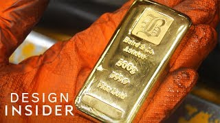 How Pure Gold Is Refined
