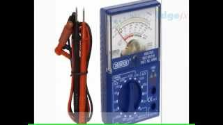 Basic Electrical and Electronics Instruments and Components - Edgefx