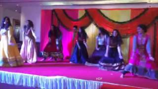 Brides Brother | Gallan Goodiyaan | Happy Dancing Feet | Sangeet | AkeyKiShaadi