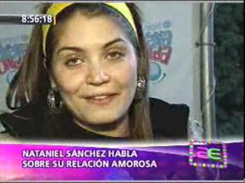 Nataniel Sánchez no oculta su amor por Erick Delgado Siempre está a mi lado