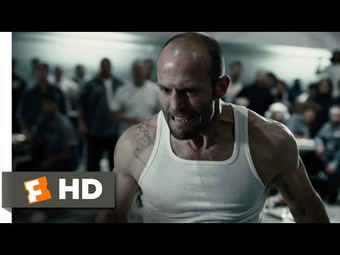 Xxx Mp4 Death Race 2 12 Movie CLIP Prison Cafeteria Fight 2008 HD 3gp Sex