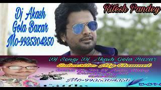 गर्म भइल पछिम टोला।। Ritesh Pandey Ka Super Hit Song Mix By Dj Akash Gola Bazar
