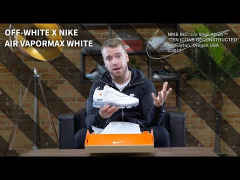 Xxx Mp4 OFF WHITE X NIKE AIR VAPORMAX WHITE UNBOXING IS THIS VIRGILS BEST PAIR YET 3gp Sex