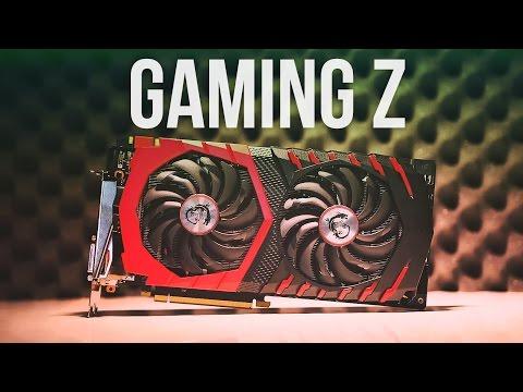 MSI GTX 1080 Gaming Z The BEST 1080 yet