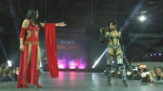 Cosplay WOW 2: Warrior girls