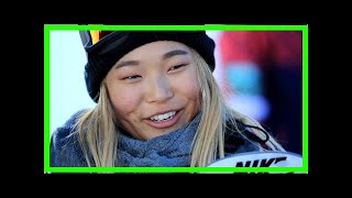 TODAY NEWS - Chloe kim qualified for the US olympic snowboard team