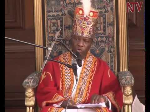 Kabaka Mutebi decries rising murder rate in Buganda