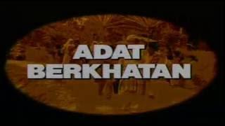 Traditional Malay circumcision ritual (Berkhatan/ Sunat)