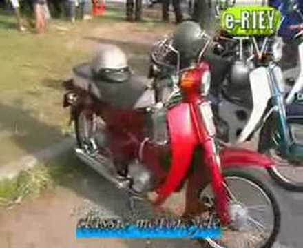 motor klasik