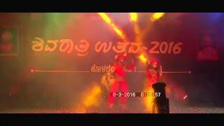 MASTER PIECE Kd no 1 dance Show(prajwal & adithi)..PRASHANTHS DANCE STUDIO