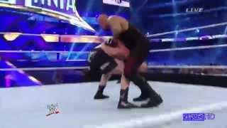 Undertaker vs Brock Lesnar Highlights LEGIT 720p