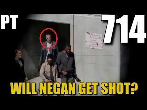The Walking Dead Season 7 Episode 14 Promo Preview & Discussion TWD 714
