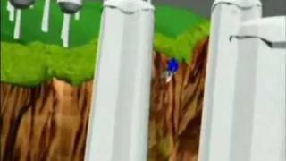 Sonic Heroes - Opening (In Production)