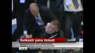 Türk lidere suikast girişimi