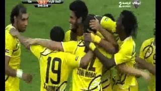 ملخص مباراة إتحاد كلباء و حتا في بطولة الدوري الاماراتي