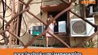 Sinhgad Nude Sun Bath Viral Video