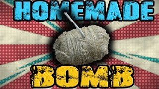 How To Make A Bomb | Easiest tutorial | Flash Powder | Double Decker