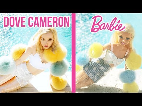Xxx Mp4 BARBIE Imita El Instagram De DOVE CAMERON De DESCENDIENTES Lola Land 💜 3gp Sex