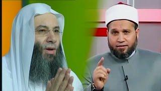 الشيخ سلامة عبدالقوى يقبل تحدي محمد حسان على الهواء ان كان يمتلك الشجاعة !!