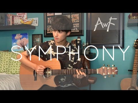Symphony - Clean Bandit ft. Zara Larsson - Cover (Fingerstyle Guitar)