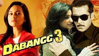 Salman Khan's Dabangg 3 Movie | Parineeti Chopra To Replace Sonakshi Sinha? | Bollywood news