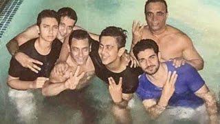 Salman Khan Diwali Party In Goa 2016
