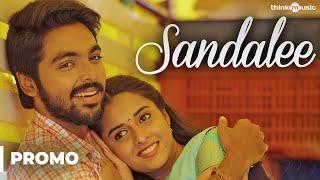 Sema Songs   Sandalee Song (Video Promo)   G.V.Prakash Kumar, Arthana Binu   Pandiraj