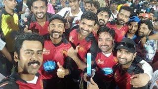 Nadigar Sangam Star Cricket Match Results : Suriya's Chennai singams won the trophy