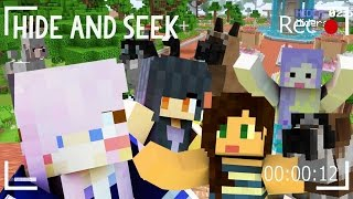 Minecraft Hide and Seek | Doggy Park!