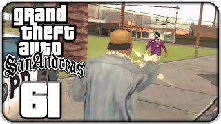 Let's Play GTA: SAN ANDREAS Part 61: Fette Bandenkriege provozieren!