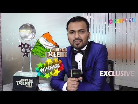 India Got Talent 2019 Winner JAVED KHAN Interview | Talk About His Journey In IGT 2019