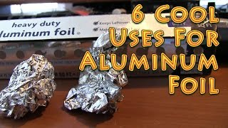 6 Cool Uses for Aluminum Foil