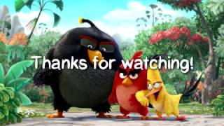 Collecting Angry Birds The Movie Versions!