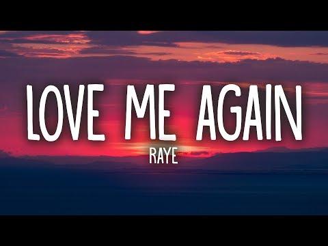 RAYE Love Me Again Lyrics
