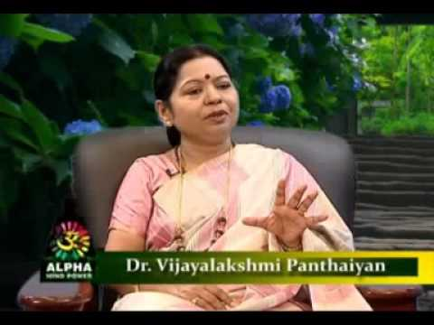 Alpha Mind Power - Guruji's Recorded Program in Tamil  - Part -1