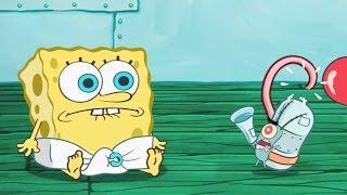 SpongeBob's Game Frenzy: Spray The GOO GOO Gas 😍! - Nicklodeon Games