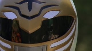 Green Ranger vs White Ranger (Mighty Morphin Power Rangers)