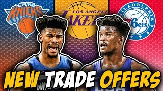 Timberwolves Ready To Trade Jimmy Butler?