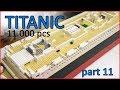 Download Video Download LEGO MOC TITANIC 2,4 m long - 11.000 pcs - Part 11 - Lego Speed Build 3GP MP4 FLV