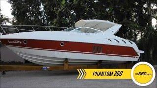 Phantom 360 + Parelha Mercruiser Qsd 320hp - Focker / Real