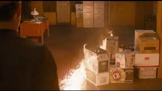 True Detective Season 2 - Frank Gas Leak Scene