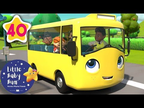 Xxx Mp4 🚌 Wheels On The Bus SONG 🚌 Baby Songs More Nursery Rhymes Kids Songs Little Baby Bum 3gp Sex