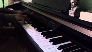 Zdravko Čolić - Ti si mi u krvi - Piano Cover