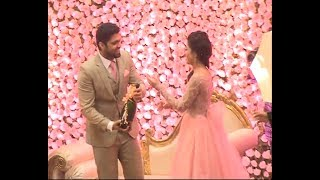 Rakshith shetty and Rashmika Mandanna Engagement Function